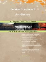Service Component Architecture A Complete Guide - 2020 Edition