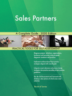 Sales Partners A Complete Guide - 2020 Edition