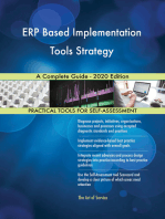 ERP Based Implementation Tools Strategy A Complete Guide - 2020 Edition
