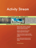 Activity Stream A Complete Guide - 2020 Edition