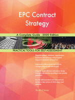 EPC Contract Strategy A Complete Guide - 2020 Edition