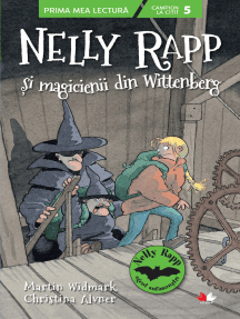 Nelly Rapp si magicienii din Wittenberg