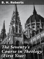 The Seventy's Course in Theology (First Year)
