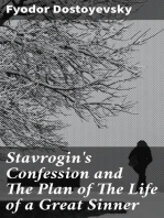 Stavrogin's Confession and The Plan of The Life of a Great Sinner