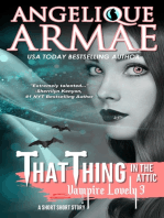 That Thing in the Attic (Vampire Lovely 3)