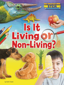 Is It Living or Non-Living?