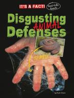 Disgusting Animal Defenses