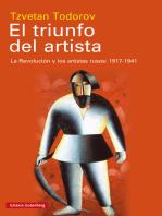 El triunfo del artista