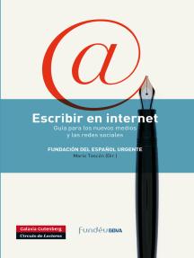 Escribir en internet