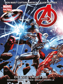 Marvel NOW! PB Avengers 9 - Die Zeit läuft ab