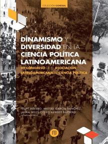 Dinamismo y diversidad en la ciencia política latinoamericana VII Congreso de la Asociación Latinoamericana de Ciencia Política