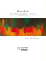 Hematología. Casos clínicos: preguntas y respuestas