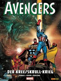 Avengers - Der Kree/Skrull-Krieg