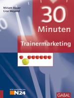 30 Minuten Trainermarketing