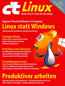 c't Linux (2019): Know-how & Tools für den Alltag
