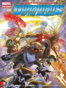 Guardians of the Galaxy SB 5 - Tödliche Geheimnisse