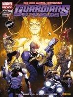 Guardians of the Galaxy SB 2 - Kriegerin des Himmels