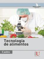 Tecnología de alimentos