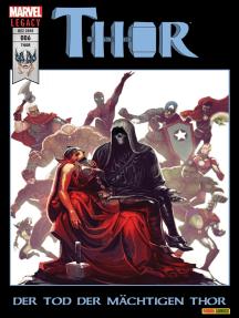 Thor 6 - Der Tod der mächtigen Thor