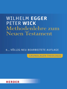 Methodenlehre zum Neuen Testament