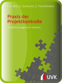 Praxis der Projektkontrolle: Projektmanagement konkret