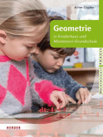Geometrie in Kinderhaus und Montessori-Grundschule