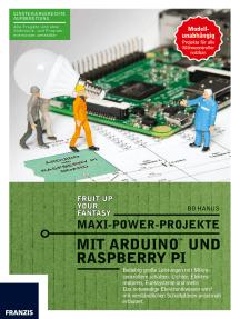 Maxi-Power-Projekte mit Arduino und Raspberry Pi: Beliebig große Leistungen mit Mikrocontrollern schalten: Lichter, Elektromotoren, Funksysteme und mehr. Das notwendige Elektronikwissen wird mit verständlichen Schaltplänen praxisnah erläutert.