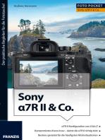 Foto Pocket Sony Alpha 7R II & Co.