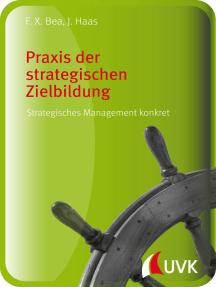 Praxis der strategischen Zielbildung: Strategisches Management konkret