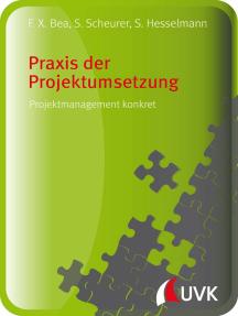 Praxis der Projektumsetzung: Projektmanagement konkret