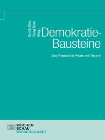 Demokratie-Bausteine: Das Planspiel in Praxis und Theorie