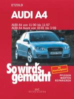 Audi A4 von 11/00 bis 11/07