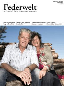 Federwelt 98, 01-2013: Zeitschrift für Autorinnen und Autoren