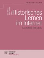 Historisches Lernen im Internet