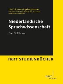Niederländische Sprachwissenschaft: Eine Einführung