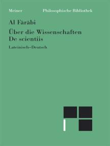 Über die Wissenschaften: De scientiis