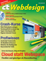 c't Webdesign 2013