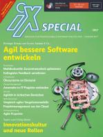 iX Special 2017 – IT-Projektmanagement