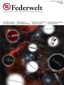 Federwelt 108, 05-2014: Zeitschrift für Autorinnen und Autoren