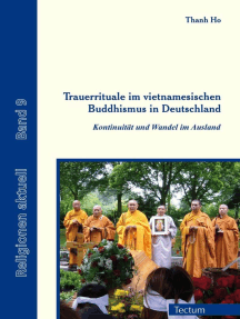 Trauerrituale im vietnamesischen Buddhismus in Deutschland: Kontinuität und Wandel im Ausland