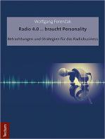 Radio 4.0 ... braucht Personality