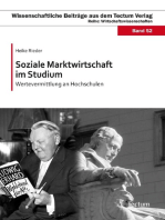 Soziale Marktwirtschaft im Studium