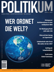 Wer ordnet die Welt?: POLITIKUM 4/2016