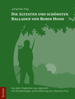 Die ältesten und schönsten Balladen von Robin Hood