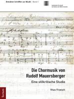 Die Chormusik von Rudolf Mauersberger
