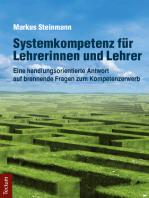 Systemkompetenz für Lehrerinnen und Lehrer