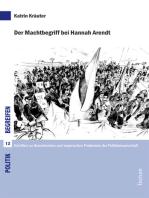 Der Machtbegriff bei Hannah Arendt
