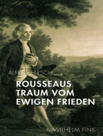 Rousseaus Traum vom Ewigen Frieden