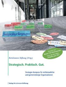 Strategisch.Praktisch.Gut.: Strategie-Kompass für nichtstaatliche und gemeinnützige Organisationen