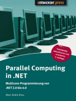 Parallel Computing in .NET